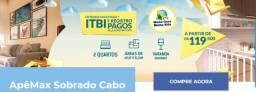 KP - Cabo de Santo Agostinho - Pernambuco - 02 quartos. Grande lançamento. Imperdível!!