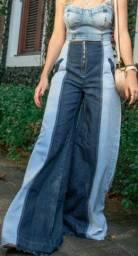 Calça jeans Kempff