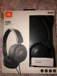 Headfone JBL T450