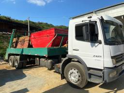 Mercedes atego 2425 no chassi