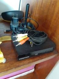 Vendo conversor digital e antena digital