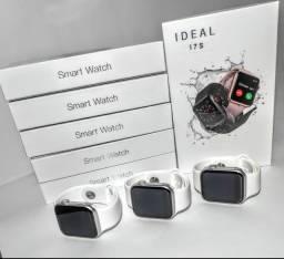 Relógio Smartwatch IWO I7S Prata