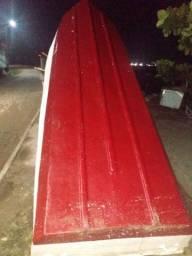 Barco de fibra R$4,270
