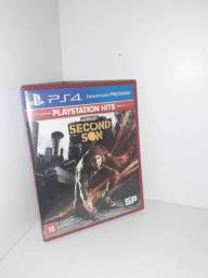 InFamous second son para ps4