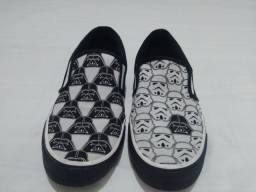 Tênis Slip on Star Wars N°40