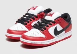 Tênis Nike SB Dunk Low J-Pack Chicago