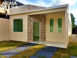 Casa no Novo Aleixo- Com 2 dormitórios/ Pronto pra morar e PRONTO PRA FINANCIAR