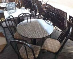 Mesa redonda 4 cadeiras, Nova