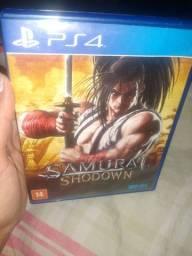Jogo PS4 Samurai shodown