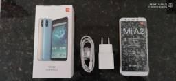Xiaomi MI A2  128gb de memória e 6 de ram