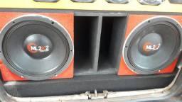 Alto falantes 7 Drive