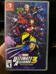 Oportunidade Única !! Marvel Ultimate Aliance 3