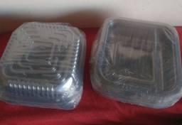 Embalagem para bolo ou salgado