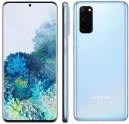 Samsung S20 128gb lacrado + nota fiscal