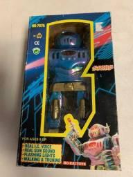 Robô Raro Anos 80 Mighty Sonic HK-707A