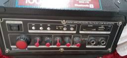 Caixa amplificadora top 400,00