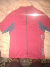 Título do anúncio: Camisa Ciclismo - Proteção UV - Veste M e G