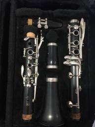 Clarinete Yamaha Sib - YCL 255
