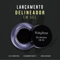 Delineador Gel Ruby Rose