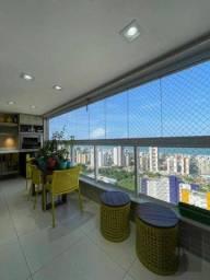 Apartamento com 4 dormitórios à venda, 130 m² por R$ 990.000 - Miramar - João Pessoa/PB
