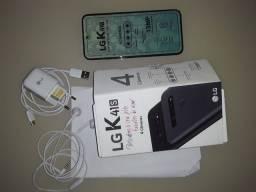 LGK41S seminovo na caixa