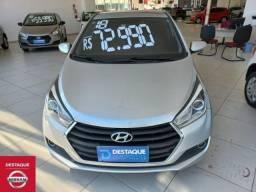 Título do anúncio: Hyundai HB20 Premium Automático 2018 Prata