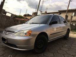 Honda Civic LX 2001 Manual