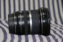 Lente Canon 10 - 22 EFS Ultrasonic