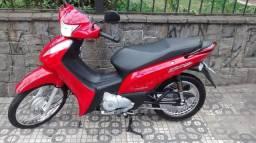 Biz 125 ex 2012 vermelho sp