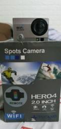 Vendo Câmera de ação