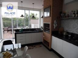 Casa com 3 dormitórios à venda, 160 m² por R$ 790.000,00 - Ondas - Piracicaba/SP