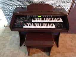 Órgão eletrônico scalla digital sx 2012