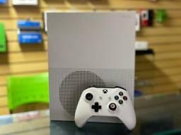 Xbox one S 1tb seminovo - Loja física - cartões 12x
