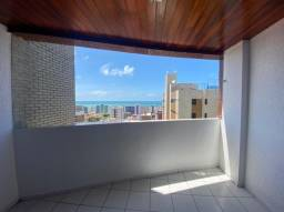 COD 1-419 Apto em Cabo branco 4 suites  178m² bem localizado
