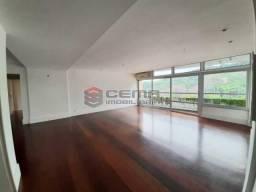 Apartamento para alugar com com 3 quartos e 3 VAGAS na garagem, Leblon, Zona Sul, Rio de