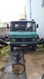 [Barato pra Vender] Mercedes 608   1975   Pneus Bons   Revisada (Impecável)