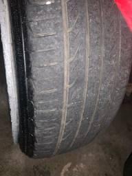 Vendo ou troco Orbital 17 /7 pneus 165/40
