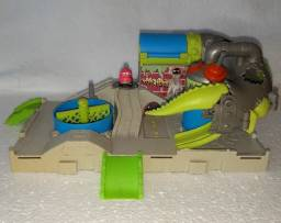 Trash Pack- Trash Wheels Fuga do Croco Esgoto