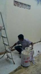 pintura residencial e apartamento