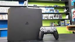Playstation 4 Slim 500GB Com Garantia - Em até 10x sem Juros