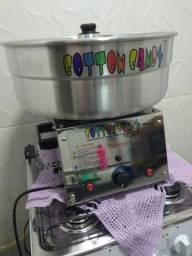 Máquina de algodão doce Cotton Candy