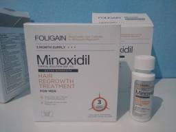 Promoção Minoxidil para Barba, Cabelo e Sobrancelha