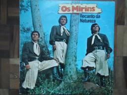 LP Os Mirins - Recanto da Natureza