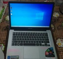 Vendo notebook positivo 350,00