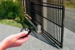 Troca de roldanas portão eletrônico bh serralheria