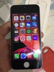iPhone SE 16gb na caixa