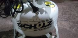 Compressor de ar:Odontológico 6 +/30 Schulz.