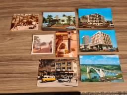 Fotos e cartões postais anos 70