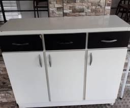 Armário cozinha bem conservado zap *