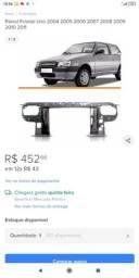 Vendo Painel Frontal Uno 2004 2005 2006 2007 2008 2009 2010 2011<br><br>